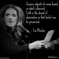 Tim Minchin: Science vs. Faith