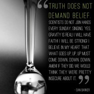 Truth Does Not Demand Belief