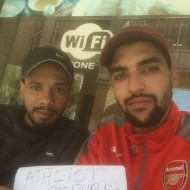 Abdessamad and Abdel