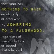Adhering to Falsehood