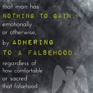 Adhering to Falsehood