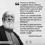 Tough - Daniel Dennett