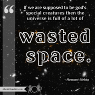 Wasted Space - Hemant Mehta