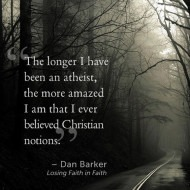Belief in Christian Notions