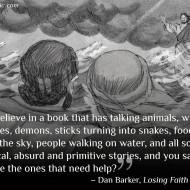 Belief in Talking Animals - Dan Barker