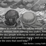 Belief in Talking Animals - Dan Barker