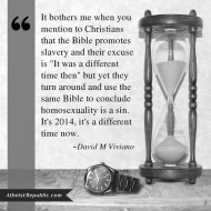 Christians Ignoring Some Bible Parts