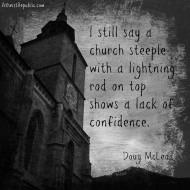 Church Steeple - Doug McLeod