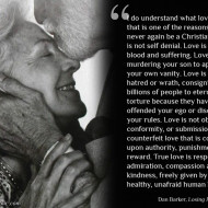 Eternal Suffering Question God's Love