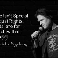 John Fugelsang on Gay Marriage