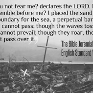 God Has Never Seen A Tsunami?