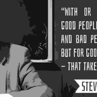 For Good People To Do Evil, That Takes Religion