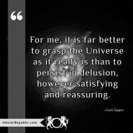 Grasping The Universe - Carl Sagan