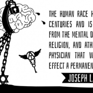 Human Race Suffering From Religion