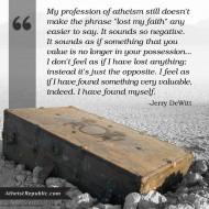 I Found Myself - Jerry DeWitt
