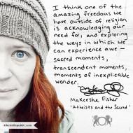 Influence of Atheism - Makeesha Fisher