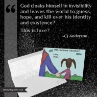 Invisible God - CJ Anderson