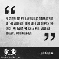 Islam Preaches Hate