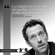 Religion is not the opium of the people