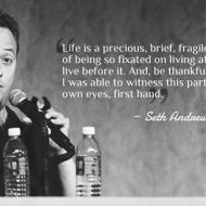 Life is Precious - Seth Andrews