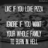 Like If You Love Pizza