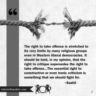 Limits on Freedom of Speech