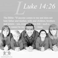 Luke 14:26