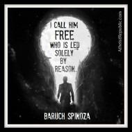 I Call Him Free - Baruch Spinoza