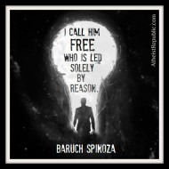 I Call Him Free - Baruch Spinoza