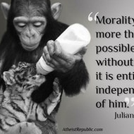 Morality Is More Than Possible Without God