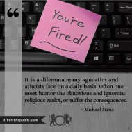 Negative Consequences To Being Atheist