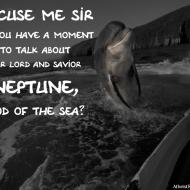 Neptune God Of Sea