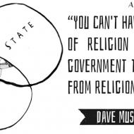 No Freedom of Religion