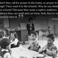 Prayer in Schools
