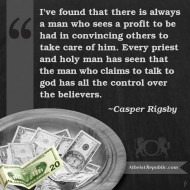 Priests See Profits in Convincing Others