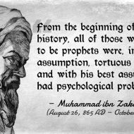 Prophets are Myths and Delusions