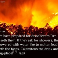 Quran Disbelievers Fire