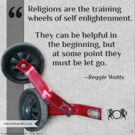 Religion as Training Wheels - Reggie Watts
