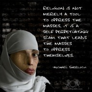 Religion is not merely a tool