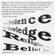 Religions - Rosa Rubicondior