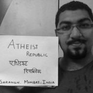 Saransh from India