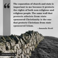 Separation of Church and State