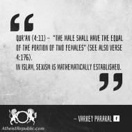 Sexism in Islam