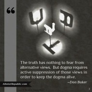 Suppresion Always Fails - Don Baker