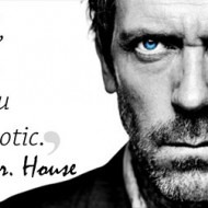 Talking to God - Dr. House