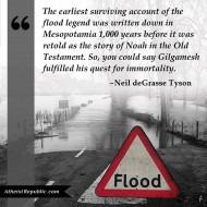 The Flood Legend - Neil deGrasse Tyson