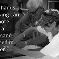 Two Hands Working