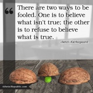 Two Ways to be Fooled