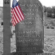 United States Not A Christian Nation