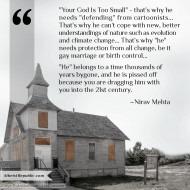 Your God Is Too Small - Nirav Mehta